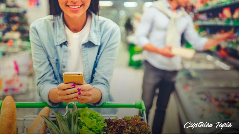 compra-de-alimentos-semanalmente Reglas de oro para no perder dinero